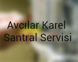 avcilar Karel Santral Servisi Anasayfası