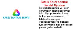 ikitelli karel fiyatları Karel Santral Servisi Anasayfası