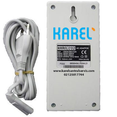 karel ps02 adaptor fiyati 400x400 Karel Santral Fiyatları