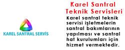 teknık servısleri Karel Santral Servisi Anasayfası