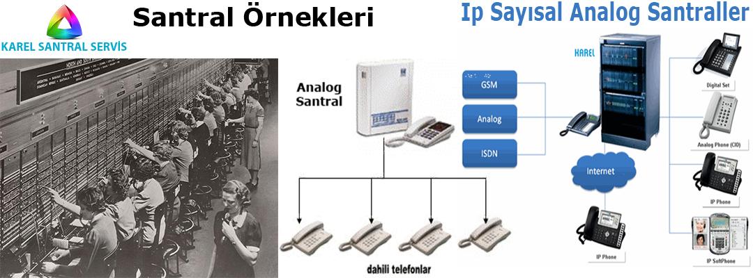 telefon santralleri analog sayisal ip telefon santralleri Telefon Santralleri