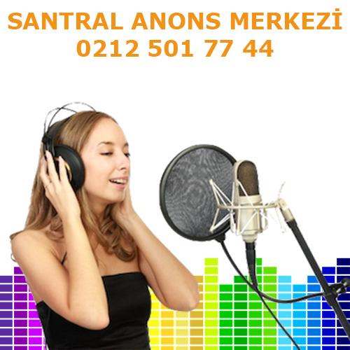 santral anons seslendirme merkezi Santral Anons Ve Bekletme Müziği Stüdyo Seslendirmeleri