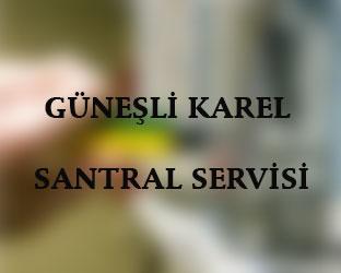 gunesli Karel Santral Servisi Anasayfası