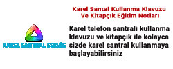 karelll Karel Santral Servisi Anasayfası